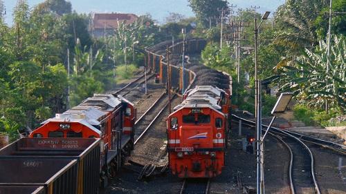 Warga Bekri Tewas Tertabrak Kereta Api Babaranjang