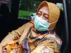 Pelaksana Tugas Kepala Dinas Kesehatan Lampung Utara, Maya Natalia Manan