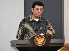 Direktur Jenderal Industri Logam, Mesin, Alat Transportasi dan Elektronika (ILMATE) Taufiek Bawazier