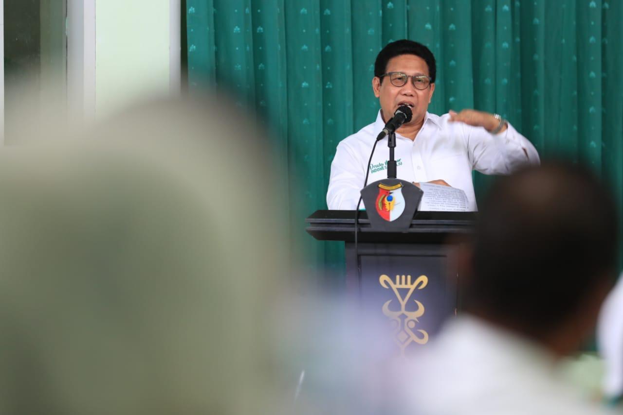 Sinergikan SDGs Desa, Gus Menteri Minta Desa-Desa Lakukan Pendataan Secara Mikro