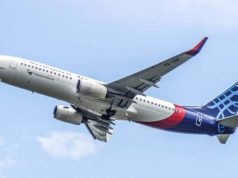 Pesawat Sriwijaya Air/Ilustrasi