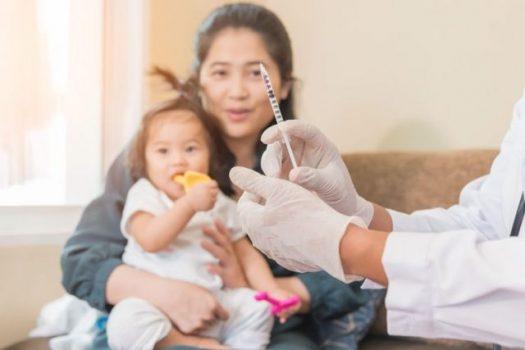 Ramai Vaksin Covid-19, Apa Kabar Vaksinasi Dasar Balita?