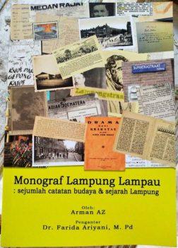 Sebentuk Usaha Menggali Berbagai Aspek Sejarah Lampung