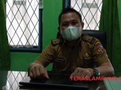 Kepala Bagian Pengadaan Barang dan Jasa Lampung Utara, Chandra Setiawan