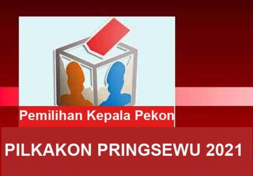 Inilah Hasil Lengkap Pemilihan Kepala Pekon Serentak di Kabupaten Pringsewu 2021