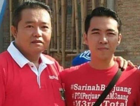Redy Herlambang bersama Bambang Suryadi (Foto: dok)