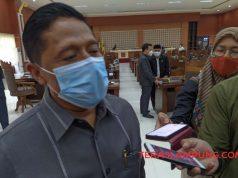 Ketua DPRD Kota Bandarlampung Wiyadi.