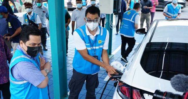 PLN Beri Diskon 30 Persen Bagi Pengguna Kendaraan Listrik