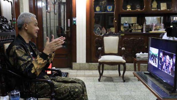 Gubernur Jateng, Ganjar Pranowo