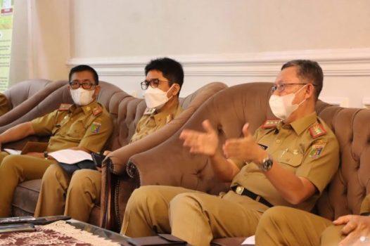 Soal TPP ASN Lampung, Ini Penjelasan Sekdaprov Fahrizal Darminto