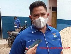Putra Mantan Wagub Lampung Gantikan Posisi Edi Sarnobi di DPRD Lampura