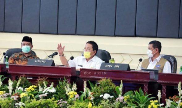 Angka Kematian Pasien Covid-19 di Lampung Lebih Tinggi Dibanding Nasional, Ini Kata  Gubernur Lampung