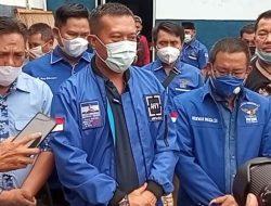 Antisipasi Konflik Terbuka, Partai Demokrat Lampung Utara Datangi Mapolres