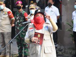 Eva Dwiana Optimistis Bandarlampung Jadi Zona Hijau pada April 2021