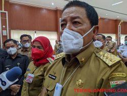 Soal Penambangan Liar di Bukit Camang, Ini Kata Gubernur Arinal Djunaidi