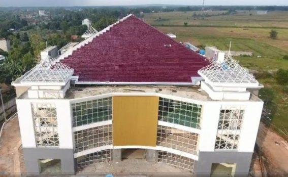 Kementerian PUPR Rekomendasikan Lanjutan Pembangunan Gedung Academic Center IAIN Metro