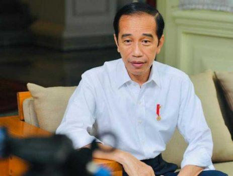 Soal Masa Jabatan Presiden Tiga Periode, Jokowi Akhirnya Buka Suara