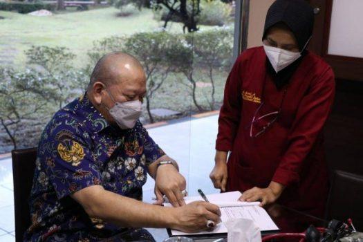 Ketua DPD RI Berharap Desa Cantik BPS Bisa Perkuat Satu Data Indonesia