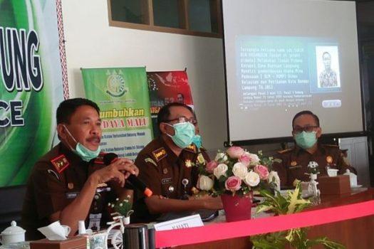 Kasus Korupsi Rp8 Miliar Pengadaan Benih Jagung di Lampung, Kejati Tetapkan Tiga Tersangka