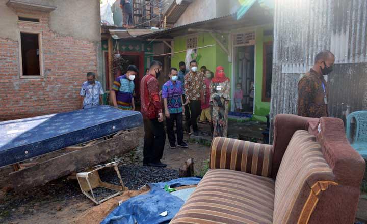 Cegah Banjir di Bandarlampung, Eva Dwiana akan Fokus Perbaiki Drainase dan Jalan