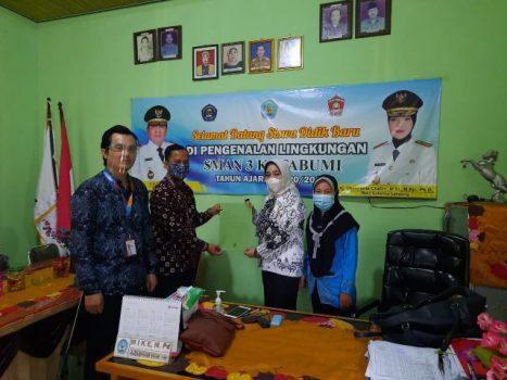 Pengelolaan Uang Sekolah, Bank Muamalat dan SMAN 3 Kotabumi Jalin Kerja Sama