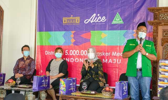 Warga Lampung Diminta Tetap Pakai Masker dan Taat Prokes
