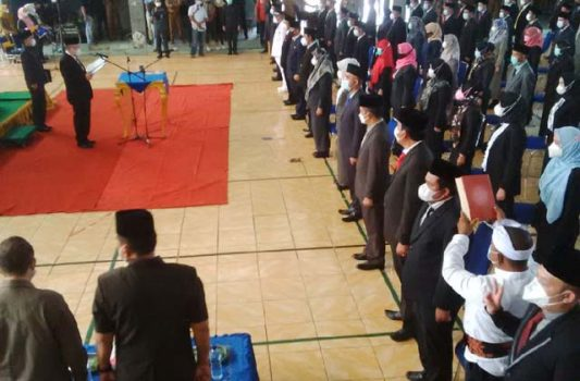 Mantan Ketua DPRD Minta Bupati Lampung Utara Setop 'Impor' Pejabat