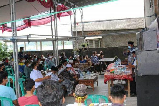 Wahrul  Sosialisasikan Ideologi Pancasila dan Wawasan Kebangsaan