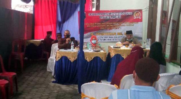Yusirwan Ingatkan Masyarakat Lampung Tentang Pentingnya Terapkan Prokes