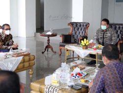 Gubernur Arinal Dorong PLN Lakukan Pemerataan Listrik Hingga Wilayah Terpencil