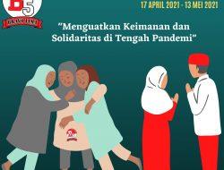Ramadan, Pejuang Bravo Lima Lampung Kembali Gelar Baksos