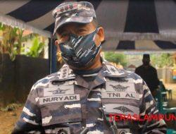 Dan Lanal Lampung Siap Fasilitasi Orang Tua Kapten KRI Nanggala-402 ke Surabaya