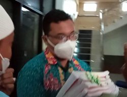 BPK Pastikan Tetap Proses Proyek Bilik Disinfektan Lampung Utara