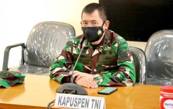 epala Pusat Penerangan (Kapuspen) TNI Mayjen TNI Achmad Riad s