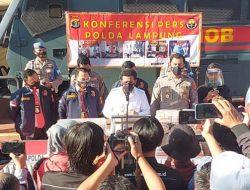 Polda Lampung: Dugaan Korupsi Proyek Jalan Ir Sutami Rugikan Negara Hingga Rp65 Miliar