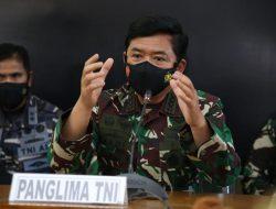 Panglima TNI: Seluruh Awak KRI Nanggala-402 Gugur