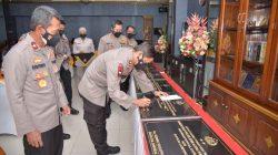 Ini 12 Polsek Baru di Lampung yang Hari Ini Diresmikan Kapolda Lampung