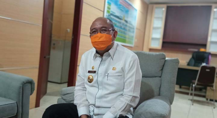 Sekda Kabupaten Lampung Utara, Lekok