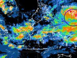 Siklon Tropis Surigae Meningkat 24 Jam ke Depan, 9 Provinsi Diminta Siaga