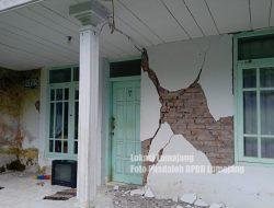 Gempa Magnitudo 6,7 Guncang Malang, Banyak Fasilitas Umum Rusak