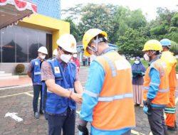 PLN Lampung Amankan Listrik Selama Ramadan dan Idul Fitri 1442 H