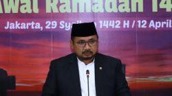 Menteri Agama, Yaqut Cholil Qoumas