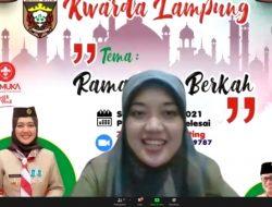 """Jalin Silaturahmi di Bulan Ramadhan, Kwarda Pramuka Lampung Gelar Kuliah Ringkas Bertema """"Ramadhan Berkah"""""""