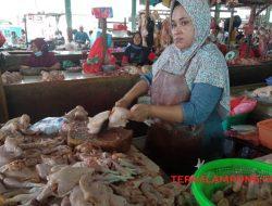 Jelang Ramadan, Harga Ayam Potong di Bandarlampung Naik Hingga Rp10 Ribu