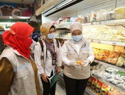 Ini Hasil Sidak Makanan Wagub Lampung – BBPOM- Walikota Bandarlampung di Pasar Tugu dan Chandra Super Store