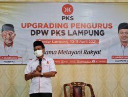 """PKS Lampung Gelar """"Up-grading"""" bagi 194 Pengurus"""