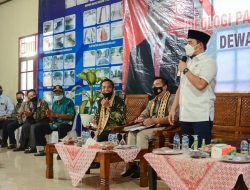 Wahrul Sosialisasikan Pembinaan Ideologi Pancasila di Hajimena