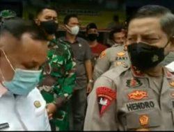 Kapolda Lampung Ultimatum Polres Lamsel Tangkap Begal Hidup atau Mati
