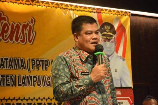 Bupati Lampung Tengah, Musa Ahmad