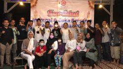 Para pengurus PGK Lampung Utara berpose bersama usai kegiatan konsolidasi internal